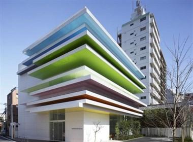 建筑欣赏:日本Sugamo Shinkin 银行志村分行