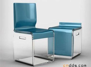 新创意多功能椅子设计