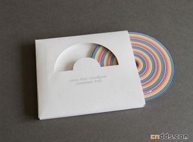 西班牙eva blanesCD包装设计欣赏