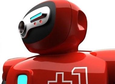 概念机器人设计
