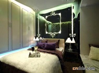 巴黎仲夏——西式浪漫主义室内设计