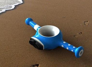 有趣的Bresicope潜水镜设计