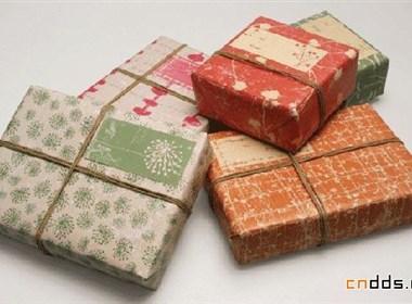 包裝盒設計作品選