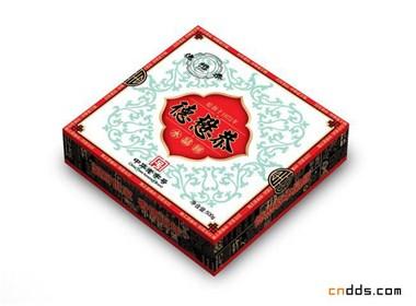 中華老字號德懋恭新品年貨系列包裝