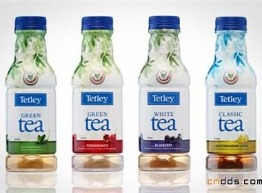 170年历史的tetley茶叶包装作品欣赏