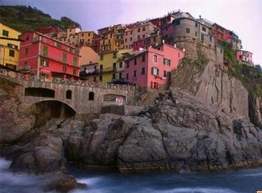 世界上色彩最多的住宅区