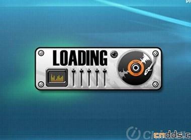媒体播放器软件界面