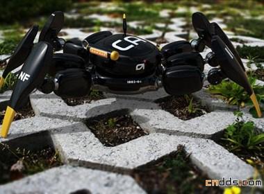 藤川3D机器人设计