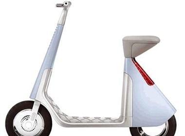 荷兰电动车设计