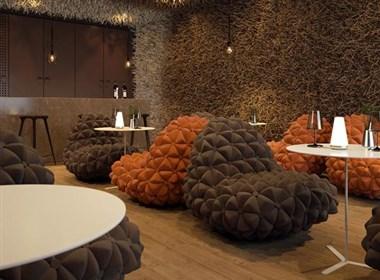 基辅的Twister餐厅