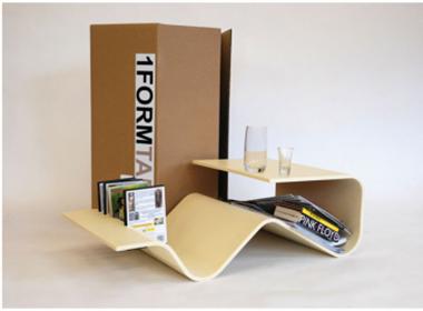 多种用途的咖啡桌设计