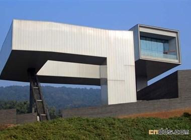 Steven Holl设计的南京艺术和建筑博物馆