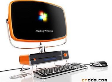 复古式时尚电脑Philco PC