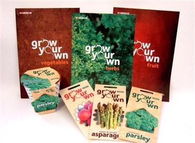 春天来了,种子就要苏醒——种子包设计