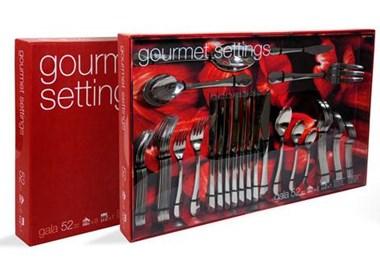 精品Gourmet Settings 餐具设计