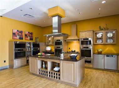 精致厨房装修设计效果图