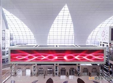 迪拜高清建筑效果图设计集合
