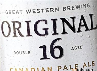 啤酒品牌Original 16包装欣赏