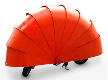 摩托车防雨防盗器设计