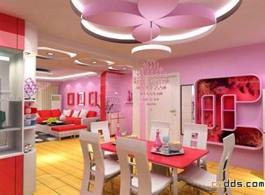 2011色彩家装厨房设计