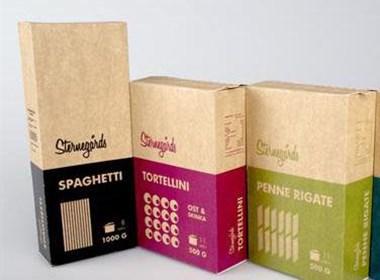 簡潔環保的快餐食品包裝