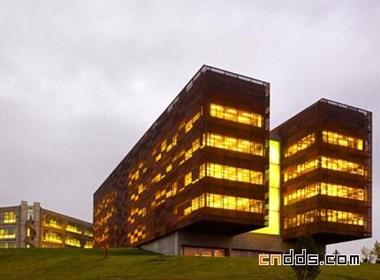 Teget 建筑办公室:YapiKredi 银行学院