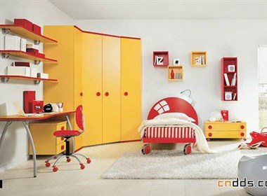 新时代的儿童房