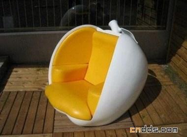唯美而又富有创意的椅子