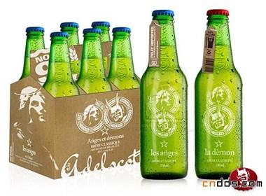豐富的啤酒標簽設計
