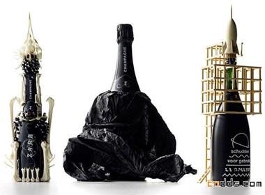 ARB香檳酒創意包裝設計