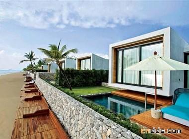 泰国Casa de la Flora豪华海滨度假村
