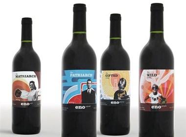 2011最新酒饮料包装设计欣赏