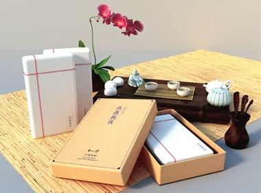 安化黑茶茯茶包装设计
