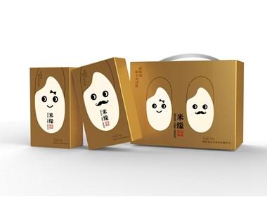 米缘-大米包装设计