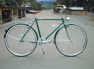 TSUNAMI复古自行车