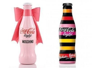 很棒的可口可乐瓶
