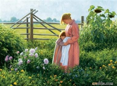 国外田园油画欣赏