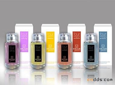 世界著名香水品牌创意包装设计