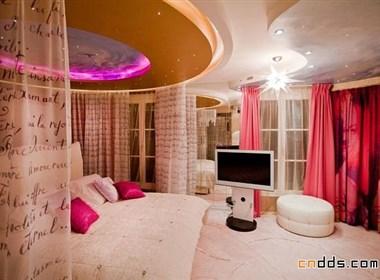 巴黎的漂亮酒店设计欣赏