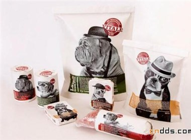 Vitale宠物食品包装项目