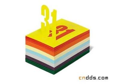 2010年新型日历创意设计