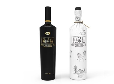 食用油包装创意设计|瓶型设计|礼盒包装设计公司|圣智扬创意