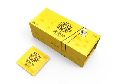 金桔茶包装设计|特产包装设计|圣智扬创意设计