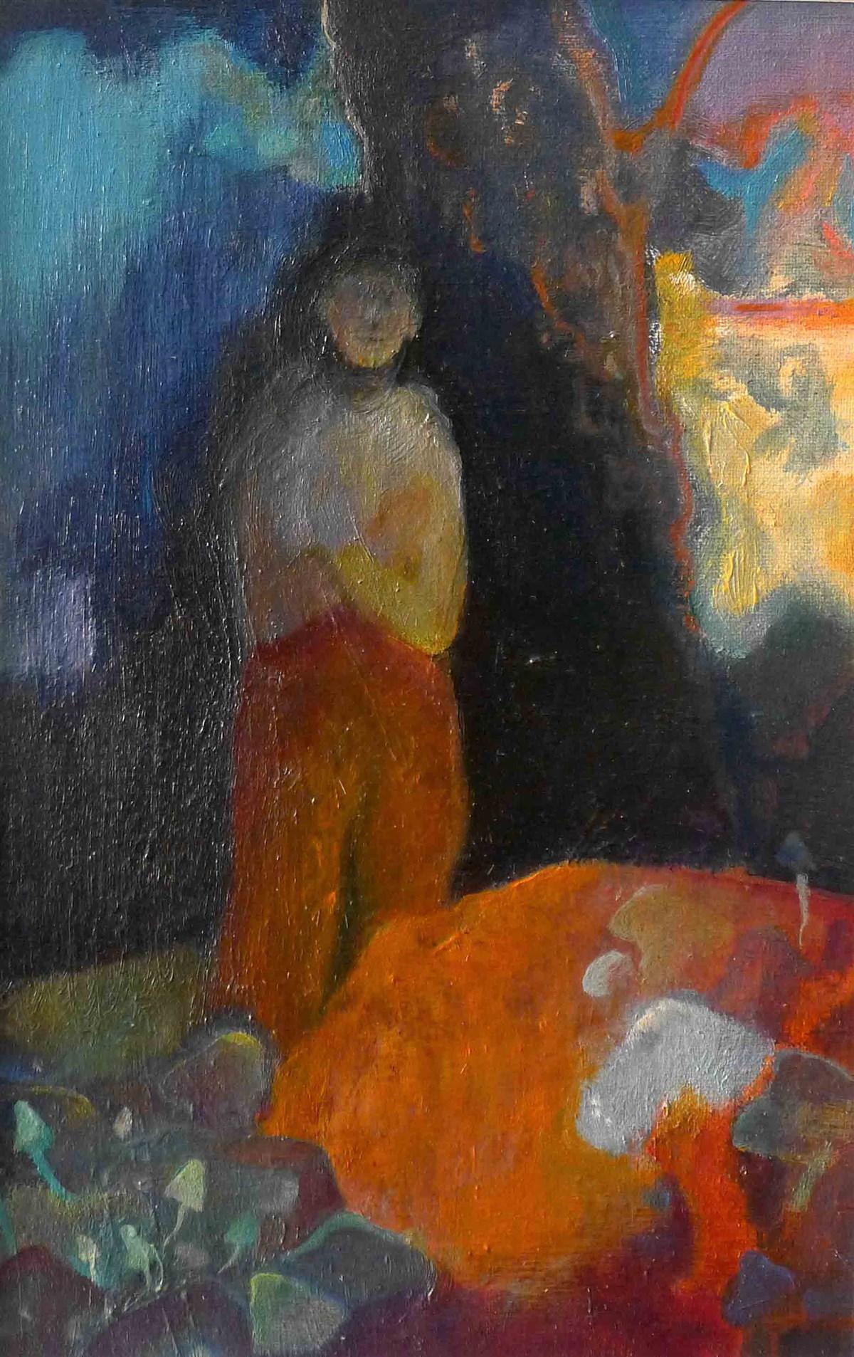 生命的律动——西安美院艺术家李功油画作品展