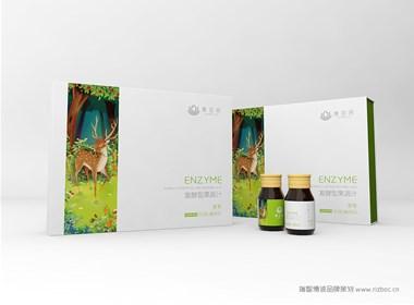 康百纯酵素-寻觅系列-瑞智博诚品牌设计