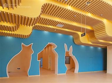 空与间建筑摄影:半山爱马仕幼儿园