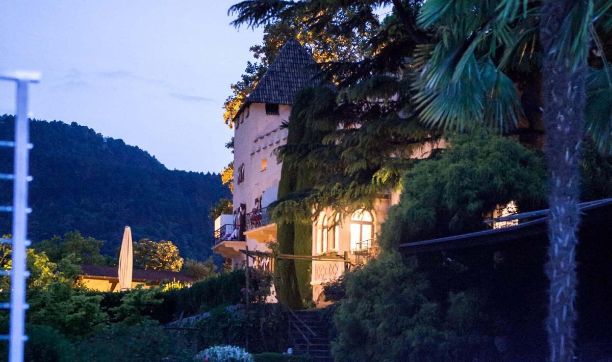 普拉尔斯堡Schloss Plars 酒店
