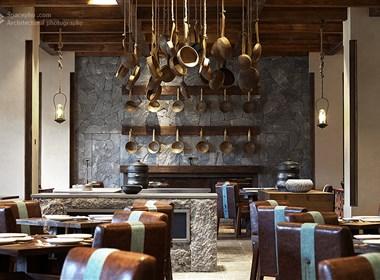 空与间酒店摄影:林芝保利雅途藏式酒店