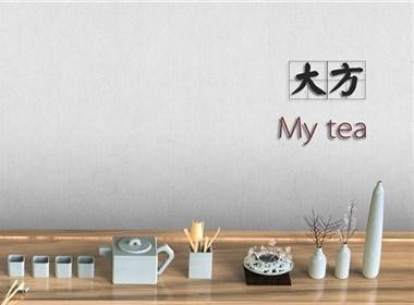 大方系列茶具