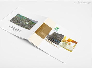 红杉假日酒店·画册设计 | 海空设计出品